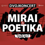 MIRAI & POETIKA TOUR- koncert Ostrava