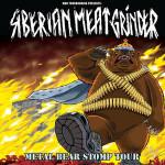 SIBERIAN MEAT GRINDER/CASTET/MAD RABBITS- koncert Ostrava