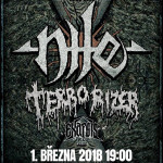 NILE/TERRORIZER, EXARSIS/& guests- koncert Ostrava