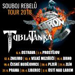 CITRON & TUBLATANKA- Souboj rebelů 2018 Tour- koncert Ostrava