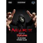Angerfist in Prague/Raise your FIST for ANGERFIST!/- Praha