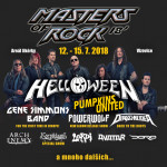 MASTERS OF ROCK 2019- festival- Vizovice- AVANTASIA, WITHIN TEMPTATION, DREAM THEATER, TARJA TURUNEN, DIMMU BORGIR, CHILDREN OF BODOM, SOULFLY a další