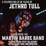 MARTIN BARRE BAND/50th Anniversary Celebration/Best of JETHRO TULL- koncert Praha