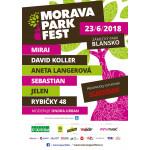 MORAVA PARK FEST/HUDEBNÍ FESTIVAL V ZÁMECKÉM PARKU BLANSKO/- MIRAI, SEBASTIAN, DAVID KOLLER, ANETA LANGEROVÁ, JELEN, RYBIČKY 48