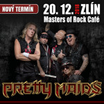 PRETTY MAIDS/very special guest PINK CREAM 69/- koncert Zlín