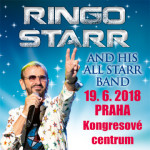 RINGO STARR/& His All-Starr Band/- koncert Praha