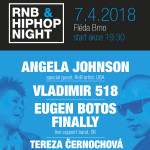 EUGEN BOTOS FINALLY/ANGELA JOHNSON / VLADIMIR 518/TEREZA ČERNOCHOVÁ / CHRISTINA JAY