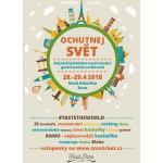 Festival Ochutnej svět 2018 3rd year- Brno