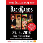 Sono Beatles Night 2018 with The Backwards (SK)- Brno