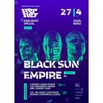 Stepslet w/ Black Sun Empire- Brno