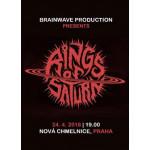 Rings of Saturn (USA) + support- koncert Praha