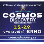 COSMOS DISCOVERY EXHIBITION/SVĚTOVÁ VÝSTAVA KOSMONAUTIKY/www.cosmosdiscovery.cz- Brno