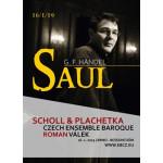 Händel: Saul | Andreas Scholl, Adam Plachetka aj.- koncert v Brně