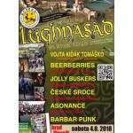 Lughnasad- BEERBERRIES, IRISH ROSE, ČESKÉ SRDCE, ASONANCE a další- Hrad Veveří Brno