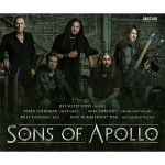 SONS OF APOLLO (USA) - koncert v Praze