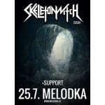 Skeletonwitch-koncert v Brně