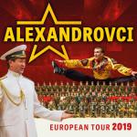 ALEXANDROVCI - European Tour 2019 - koncert v Praze