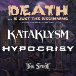 KATAKLYSM/HYPOCRISY/THE SPIRIT- koncert ve Zlíně