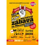 Festival Radia Kroměříž- TURBO, ARGEMA, MŇÁGA a ŽĎORP, REFLEXY, STREET 69 a další- Kroměříž