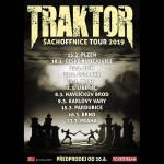 Traktor Šachoffnice Tour - koncert v Ostravě