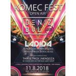 Komec Fest Open Air / DENIZ BUL (DE) Fcking Serious- Brno