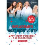 Vánoční koncert Inflagranti Host: Josef Vojtek - koncert v Pardubicích