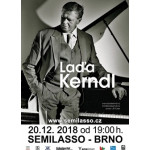 Láďa Kerndl – Vánoční koncert- Brno