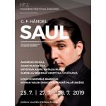 G.F.Händel: Saul - repríza / Andreas Scholl, Adam Plachetka- Znojmo