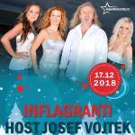 Vánoční koncert Inflagranti/Host: Josef Vojtek/-  Liberec