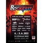 Československý Rockfest 2020- Brno- Arakain, BSP, Tublatanka, Citron a další