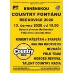 Brněnská Country fontána Řečkovice 2020- Brno