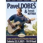 Pavel Dobeš & Tomáš Kotrba- koncert v Hradci Králové