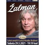 Žalman a spol.- koncert v Hradci Králové