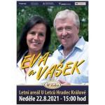 Eva a Vašek- koncert v Hradci Králové