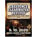 Creedence Clearwater Revived /UK/- koncert v Brně