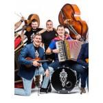 Kollárovci - CZ Tour 2020- koncert v Novém Městě na Moravě