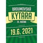 Broumovská kytara 2020- festival v Broumově- Vypsaná fiXa, Hentai Corporation, Prago Union a další