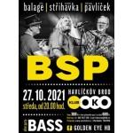 BSP, Bass / Golden_eye.hb- Koncert Havlíčkův Brod