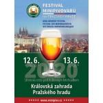 Festival minipivovarů na Pražském hradě- Praha