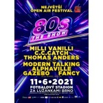 80s the show 2021- festival v Brně- C.C Catch, Thomas Anders from Modern Talking, Alphaville, Gazebo, Fancy