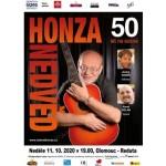 Honza Nedvěd - oslaví 50 !!! let na pódiu- koncert v Olomouci