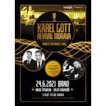 Karel Gott revival Morava- Brno