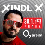 Koncert XINDL X- O2 arena Praha