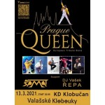 Prague Queen – World Tribute Band - Valašské Klobouky