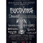Heathen Assault over Brno III- Brno