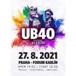 UB40- Praha