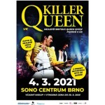 Killer Queen /UK/- Brno