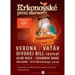 Krkonošské pivní slavnosti Jilemnice- festival Jilemnice 2021- VERONA, VAŤÁK, DIVOKEJ BILL revival, ALIBI ROCK, SOUMRAK BAND, HALLODRN, YETTI ON