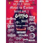 Metal in tachov heart vol 1 - Tachov