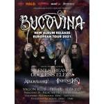 Bucovina album release, SSOGE, Valhalore & Infinitas - Praha- Praha